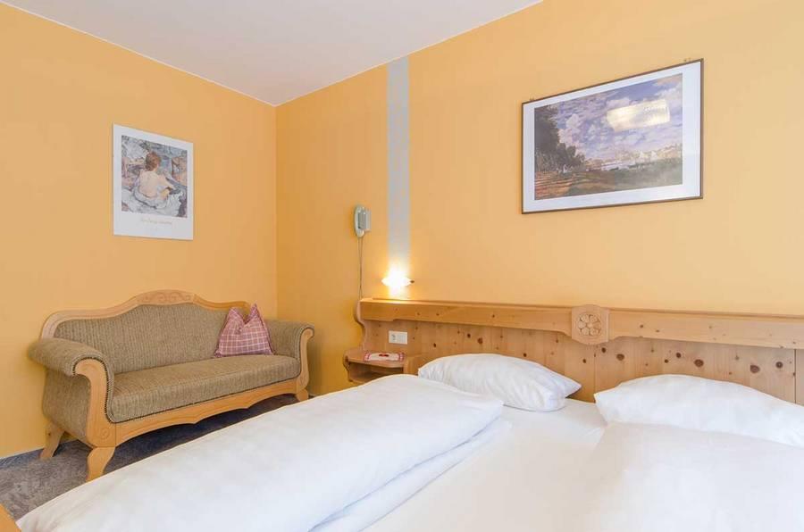 Gemütliche Zimmer im Gasthof Wolfsschlucht in Muggendorf